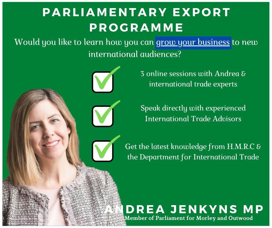ParliamentaryExportProgramme